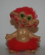 Vintage ULTRA RARE TOY NINOHIRA CLOWN TROLL DOLL MADE IN JAPAN DAM C 64 SCANDIA