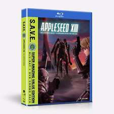 Appleseed XIII: The Complete Series (BD/DVD, 2017, 5-Disc Set)