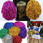 Newest Pom Poms Cheerleader Cheerleading Cheer Pom Pom Dance Party Decor 1pcs