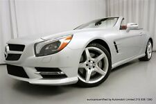 Mercedes-Benz : SL-Class Base Convertible 2-Door
