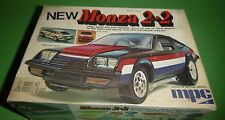 JUNKYARD MPC 1976 CHEVY MONZA 1/25 Model Car Mountain