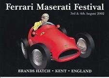Ferrari Maserati festival PROMO Carte rare.
