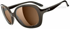 OAKLEY BackHand POLARIZED / womens sunglasses Chocolate Sin / Bronze - OO9178-09