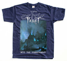 Celtic Frost Into the Pandemonium NAVY T shirt All Sizes S - 5XL x