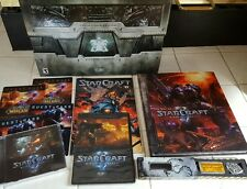 StarCraft II:Wings of Liberty Collector's Edition Includes USB Dog Tag - No Game