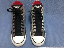 Converse Chuck Taylor ALL STAR HI Shoes Batman/Joker DC Comics Arkham City Sz 7