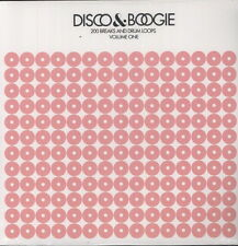 Vol. 1-200 Breaks & Drum Loops - Disco & Boogie (2013, Vinyl NIEUW)
