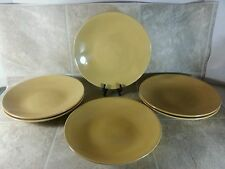 Home Trends VERDONA YELLOW Dinner Plate 6579817