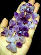 103g  New Find Raw Natural Beautiful Amethyst Skeletal Quartz Crystal Specimen