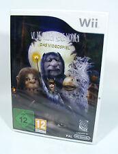 WO DIE WILDEN KERLE WOHNEN für Nintendo Wii NEU und in Folie