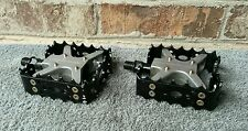 "Diamondback Square Cage 1/2"" Pedals Bear Trap Racing Crupi Style"
