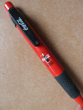 "RP-142) "" Coca-Cola "" 1 TOP Kugelschreiber Bigpen/Big Pen/bigpen, ROT+ Geträn-We"