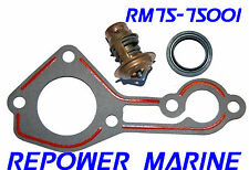 Thermostat Kit for Mercury, Mariner Outboard,  803061T1 , 70, 75, 80, 85, 90,