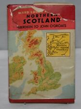 Ward Lock Red Guide - Northern Scotland - 1960's