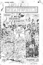 Wonder Woman #134 p.19 - Crazy Hell Scene Chapter - 1998 art by John Byrne