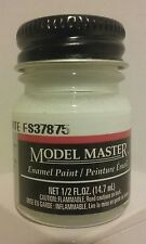 Testors Model Master Enamel paint 1768, Flat White 1/2fl.oz. (14.7ml.)