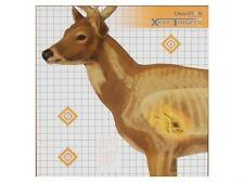 Champion 25x25 in X-Ray deer rifle bow target heart lung vitals pack of 6  45902