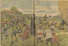 CHINE CHINA NOEL CHRISTMAS NOUVEAUX MISSIONNAIRES IMAGE 1913