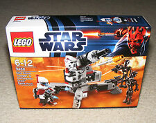 STAR WARS LEGO 9488 ELITE CLONE TROOPER & Commando Battle Pack Nuovissimo Sigillato