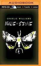 The Mangel: Made of Stone by Charlie Williams (2015, MP3 CD, Unabridged)