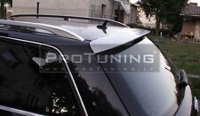 AUDI A4 B6 8E 01-05 S4 Avant Estate Roof Spoiler RS4 Rear heck Cover Trim Lip rs