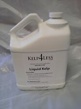 Organic Fertilizer Liquid Kelp Extract Seaweed Natural Plant Hormones 1 gallon
