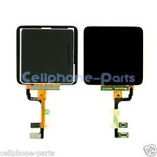 iPod Nano LCD Screen Display with Digitizer Touch Panel, Black, 6th Generation