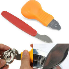 2X Watch Back Cover Opener Case Remover Watchmaker Battery Change Repair Tool