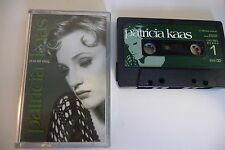 PATRICIA KAAS K7 AUDIO TAPE CASSETTE. JE TE DIS VOUS. MADE IN HOLLAND.