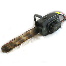 Animated Chainsaw Handheld Horror Movie Killer Clown Weapon Halloween Prop 30""
