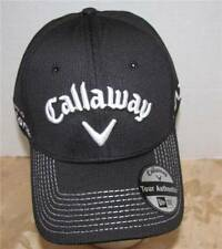 Callaway Razr Diablo Octane Odyssey Tour Fitted Golf Hat Black Sz L-XL