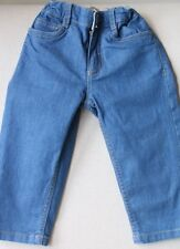 BONPOINT BABY BLUE JEANS 18 MONTHS