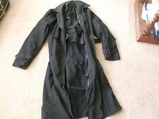 US ARMY MAN'S ALL-WEATHER COAT SIZE 38XL