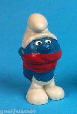 SCHTROUMPF FRILEUX  20004  W.GERMANY SMURF PUFFI SCHLEICH¨PITUFO