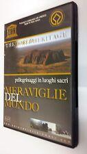 Pellegrinaggi in Luoghi Sacri. World Heritage. Meraviglie del mondo vol. 3  DVD