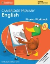 Cambridge Primary English Phonics Workbook A (Cambridge International Examinatio