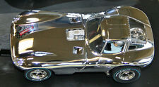 "Carrera 27432 Cheetah, ""polished aluminum"", 1/32 scale slot car"