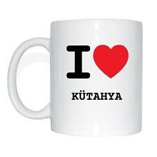 I love KÜTAHYA tazza caffè