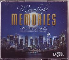 Moonlight Memories-swing & jazz-READER 'S DIGEST 4 CD BOX