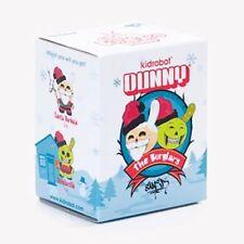 Kidrobot Saner Christmas Xmas Burglars Dunny One Blind Box Labbit Munny Qee