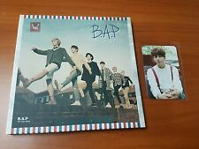 B.A.P  Unplugged 2014 / with photocard