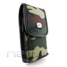 Camouflage HD Rugged Wider Pouch For  HTC One mini 2 Fits With OtterBox Case