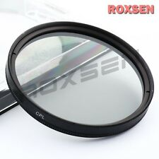 77mm 77 mm CPL Circular Polarizing PL Lens Filter for Canon Nikon Sony Tamron