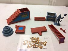 1313 Dead End Drive Parts and Instruction Booklet