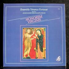 « Honorem Virginis » Ensemble Venance Fortunat    2 x LP & CV NM