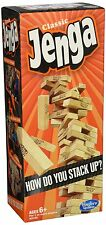 NEW HASBRO ORIGINAL JENGA BOARD GAME A2120