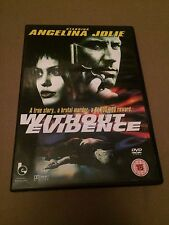 Without Evidence (DVD, 2005) angelina jolie, region 2 uk dvd
