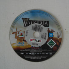 Sony PS3 Game Valkyria Chronicles Sony PlayStation 3 UK 2008 Disc ONLY