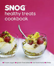 SNOG Healthy Treats Cookbook by Pablo Uribe : WH2-R4D : HB806 : NEW BOOK