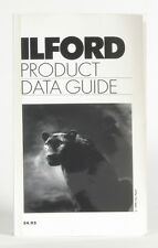 ILFORD PRODUCT DATA GUIDE 1999